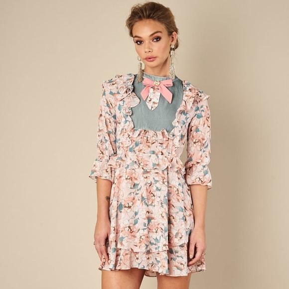 cf575b90a85c For Love And Lemons Dresses | Blossom Dress In Xs | Poshmark